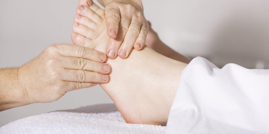 Seance anti douleur de pieds