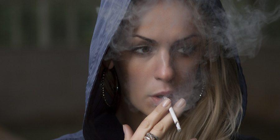 femme enceinte qui fume