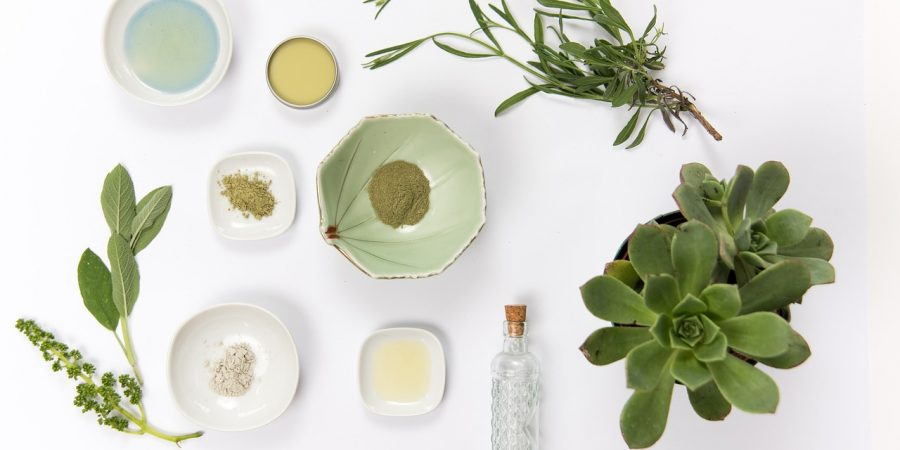 ingrédients naturels pour cosmétique bio