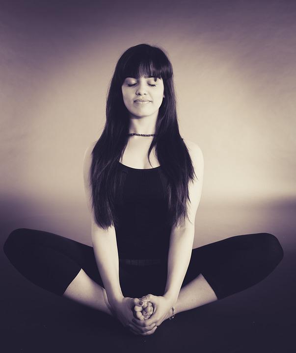 maman zen qui médite